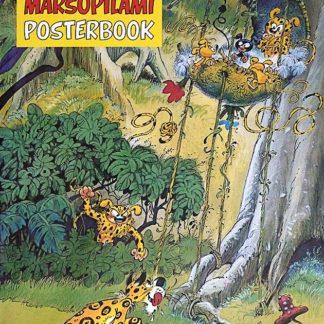 Portfolio Marsupilami Posterbook - Taschen